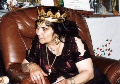 Campina9 ok Maria Campina, regina Magiei Albe din Romania