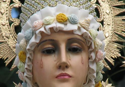 Fecioara Maria din La Salette