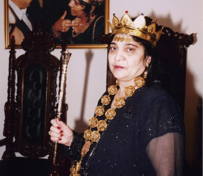 campina22 Maria Campina, regina Magiei Albe din Romania