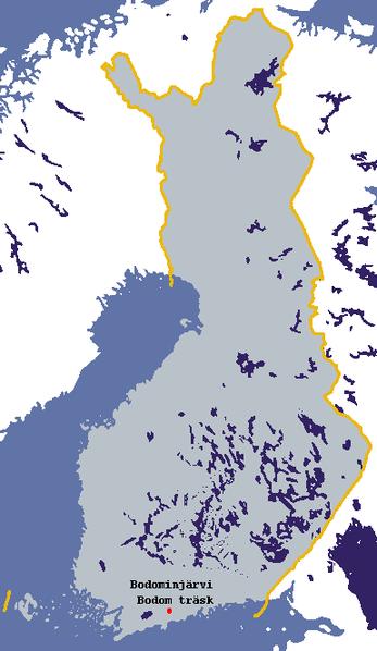 Harta realizata de Jukka & Piirka. Sursa Wikipedia.