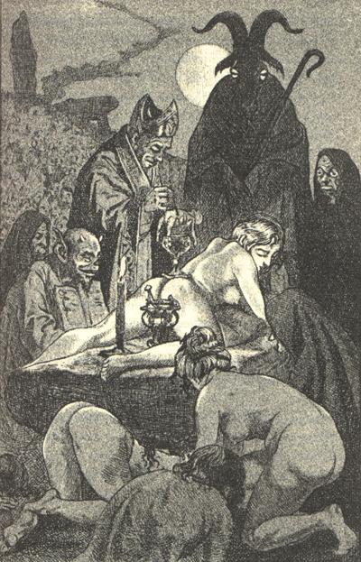 Desen de Martin van Maële. Sursa Wikipedia.