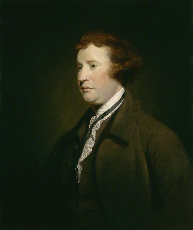 Pictura de Joshua Reynolds, sursa Wikipedia.