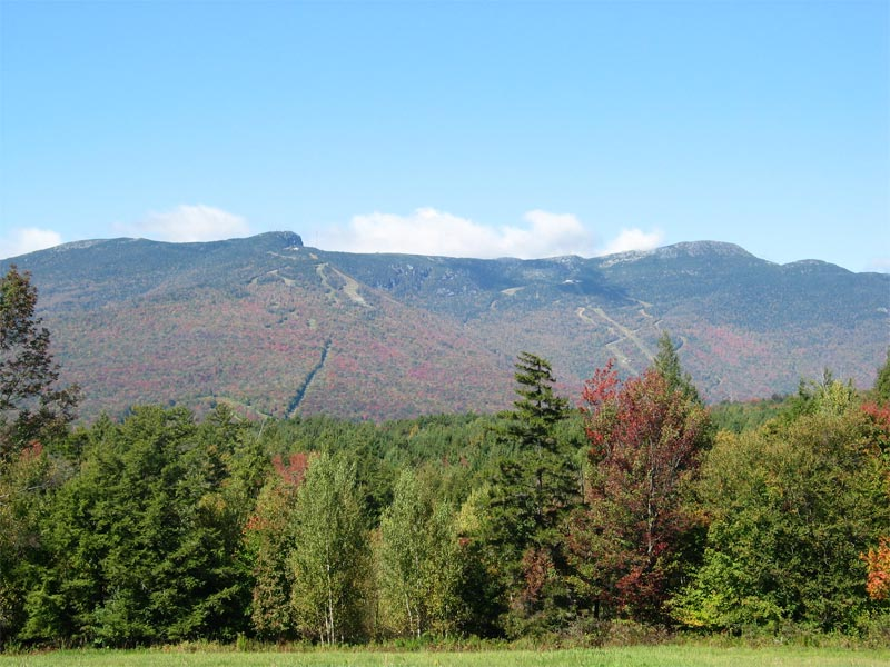 Muntele Mansfield.Copyright: © Jared C. Benedict. Sursa Wikipedia.