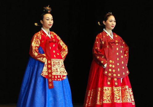 Korean_costume-Hanbok-Dangui-Seuranchima-01