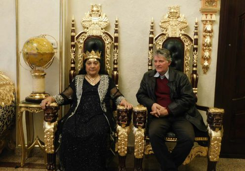 DSCN2052 Regina Magiei Albe din România, Maria Câmpina