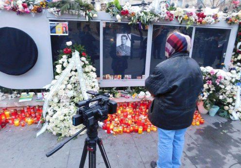 Funeraliile Regelui Mihai3