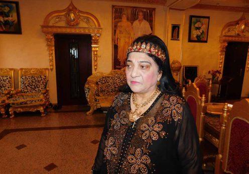 campina 444 Maria Campina, regina Magiei Albe din Romania