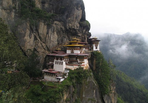 foto de Douglas J. McLaughlin sursa foto Wikipedia manastire Nepal