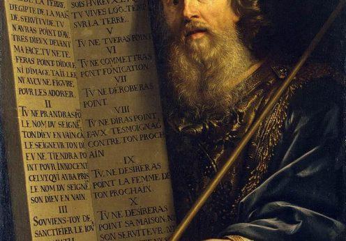 800px-Philippe_de_Champaigne_-_Moses_with_the_Ten_Commandments_-_WGA04717