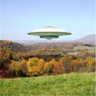 UFO Noua Zeelanda
