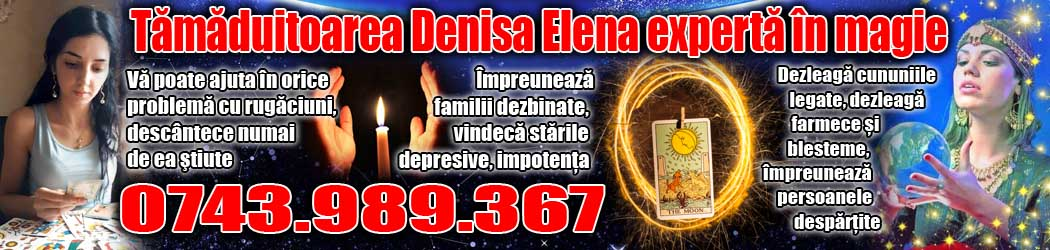 Banner 1050x250 Denisa Elena