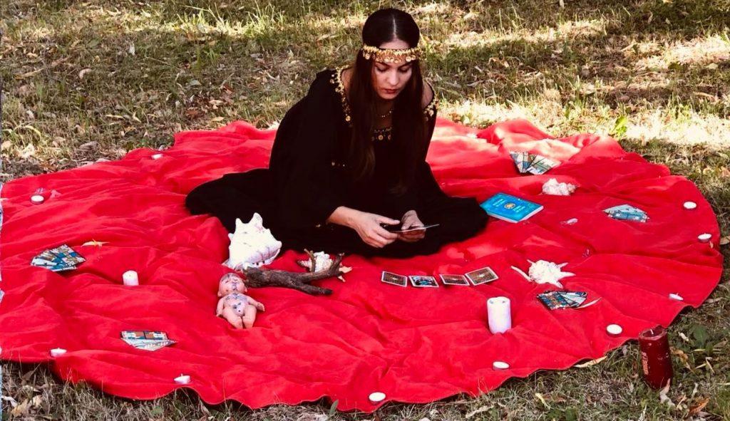 Vrăjitoarea Melinda Lavinia