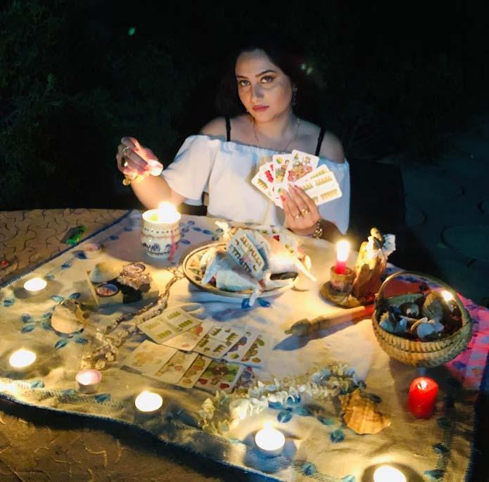Vrăjitoarea Cristina